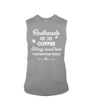Redheads are like coffee Sleeveless Tee thumbnail