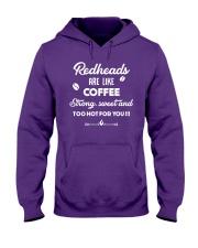 Redheads are like coffee Hooded Sweatshirt thumbnail
