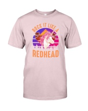 Rock it like a Redhead Premium Fit Mens Tee thumbnail