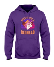 Rock it like a Redhead Hooded Sweatshirt thumbnail