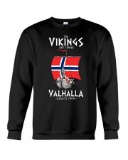 The Vikings Are Coming Crewneck Sweatshirt thumbnail