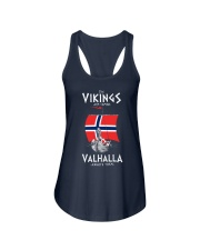 The Vikings Are Coming Ladies Flowy Tank thumbnail