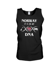 Norway it is in my DNA Unisex Tank thumbnail