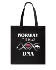 Norway it is in my DNA Tote Bag thumbnail