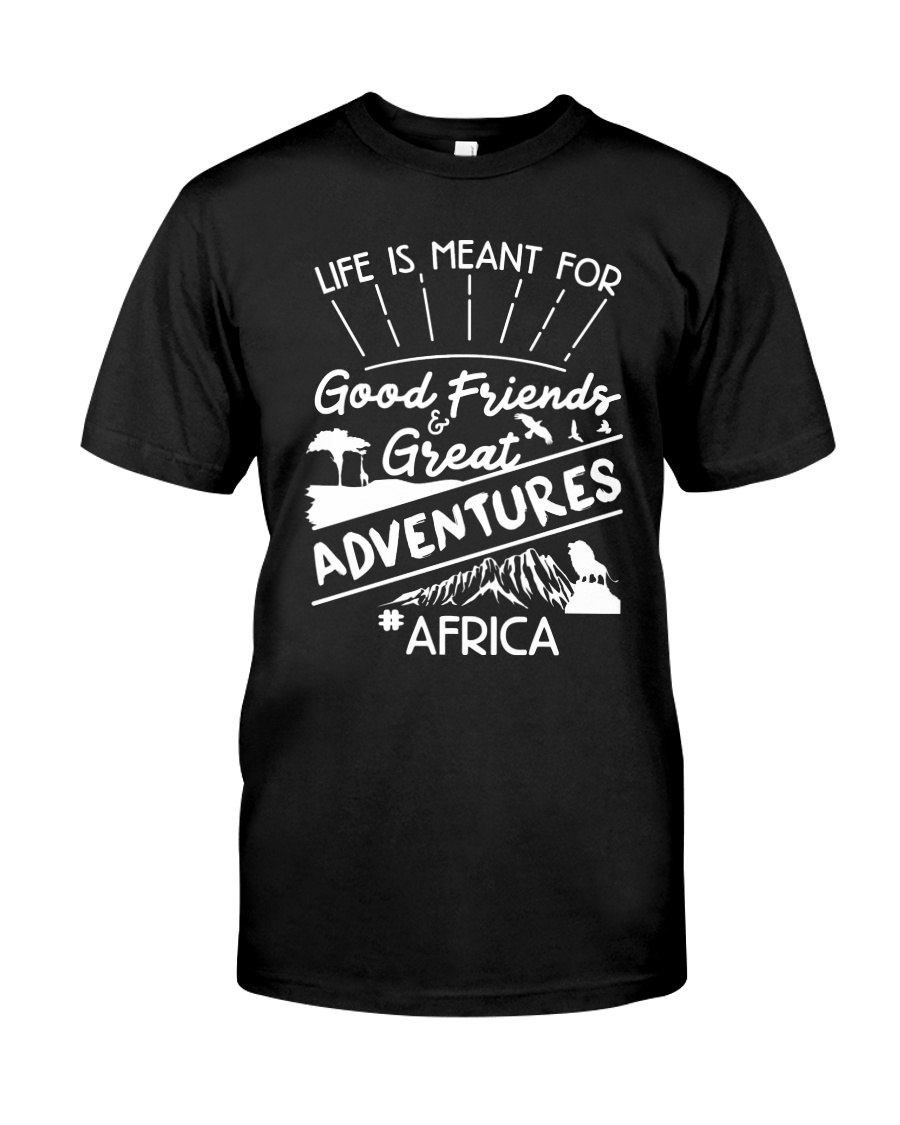 Africa-adventures Classic T-Shirt