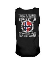 I AM THE STORM NORWEGIAN Unisex Tank thumbnail