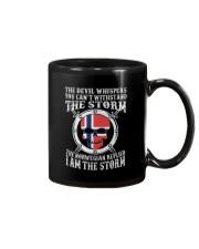 I AM THE STORM NORWEGIAN Mug thumbnail