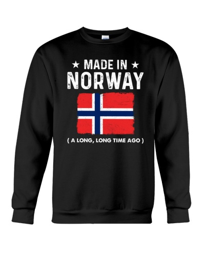 Made in Norway a long time ago