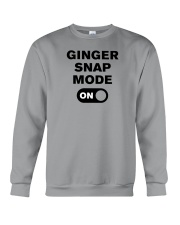 Redhead-mode-on Crewneck Sweatshirt thumbnail