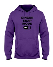 Redhead-mode-on Hooded Sweatshirt thumbnail