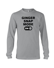 Redhead-mode-on Long Sleeve Tee thumbnail