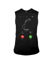 Norway-is-calling Sleeveless Tee thumbnail