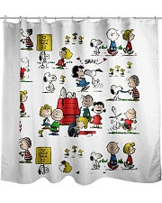 LEMITID EDITION Shower Curtain front