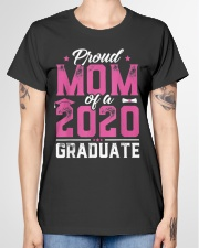 Proud Mom Of A Class Of 2020 Graduate Tee Ladies T-Shirt garment-tshirt-ladies-front-01