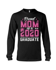 Proud Mom Of A Class Of 2020 Graduate Tee Long Sleeve Tee thumbnail