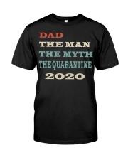 The Man Myth Quarantine Shirt Premium Fit Mens Tee thumbnail
