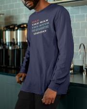 The Man Myth Quarantine Shirt Long Sleeve Tee apparel-long-sleeve-tee-lifestyle-front-15