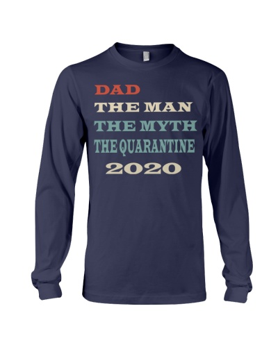 The Man Myth Quarantine Shirt