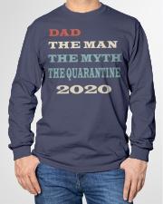 The Man Myth Quarantine Shirt Long Sleeve Tee garment-tshirt-longsleeve-front-01