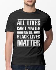 Black Lives Matter Shirt Classic T-Shirt lifestyle-mens-crewneck-front-13