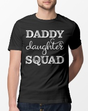Dad Daughter Matching Gift Group Father Classic T-Shirt lifestyle-mens-crewneck-front-13