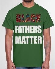 Black Fathers Matter T-Shirt Classic T-Shirt garment-tshirt-unisex-front-03