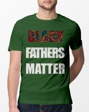 Black Fathers Matter T-Shirt Classic T-Shirt lifestyle-mens-crewneck-front-13