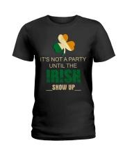 It's Not A Party Until The Irish Ladies T-Shirt thumbnail