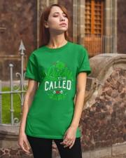 St Patrick's Day Lucky Nana Classic T-Shirt apparel-classic-tshirt-lifestyle-06