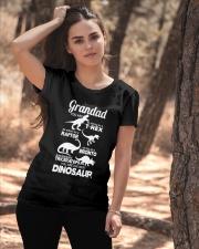 Grandad Dinosaur Ladies T-Shirt apparel-ladies-t-shirt-lifestyle-06