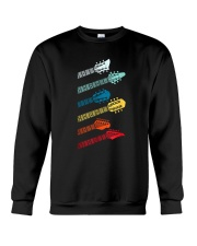Guitar Crewneck Sweatshirt tile