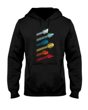 Guitar Hooded Sweatshirt tile
