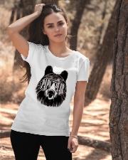 Papa Bear Ladies T-Shirt apparel-ladies-t-shirt-lifestyle-06