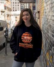 Perseverance Rove Landing Hooded Sweatshirt lifestyle-unisex-hoodie-front-1