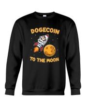Dogecoin Crewneck Sweatshirt tile