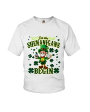 Shennanigans Patrick Saint - Cute Funny Youth T-Shirt tile