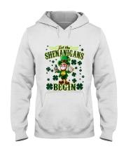 Shennanigans Patrick Saint - Cute Funny Hooded Sweatshirt tile