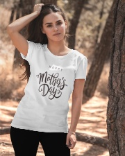 Happy Mother Day Ladies T-Shirt apparel-ladies-t-shirt-lifestyle-06