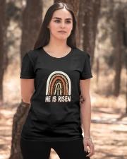 He Is Risen Ladies T-Shirt apparel-ladies-t-shirt-lifestyle-05