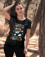 Society Says I Am  Ladies T-Shirt apparel-ladies-t-shirt-lifestyle-06