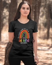 Be Kind Ladies T-Shirt apparel-ladies-t-shirt-lifestyle-05