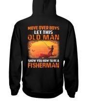 Fishing Move Over Boys Eng Hooded Sweatshirt thumbnail