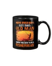 Fishing Move Over Boys Eng Mug thumbnail