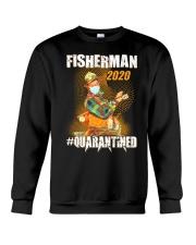 Fishing fisherman Eng Crewneck Sweatshirt thumbnail