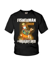 Fishing fisherman Eng Youth T-Shirt thumbnail