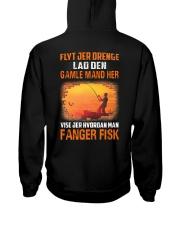 Fishing Move Over Boys Danish Hooded Sweatshirt thumbnail