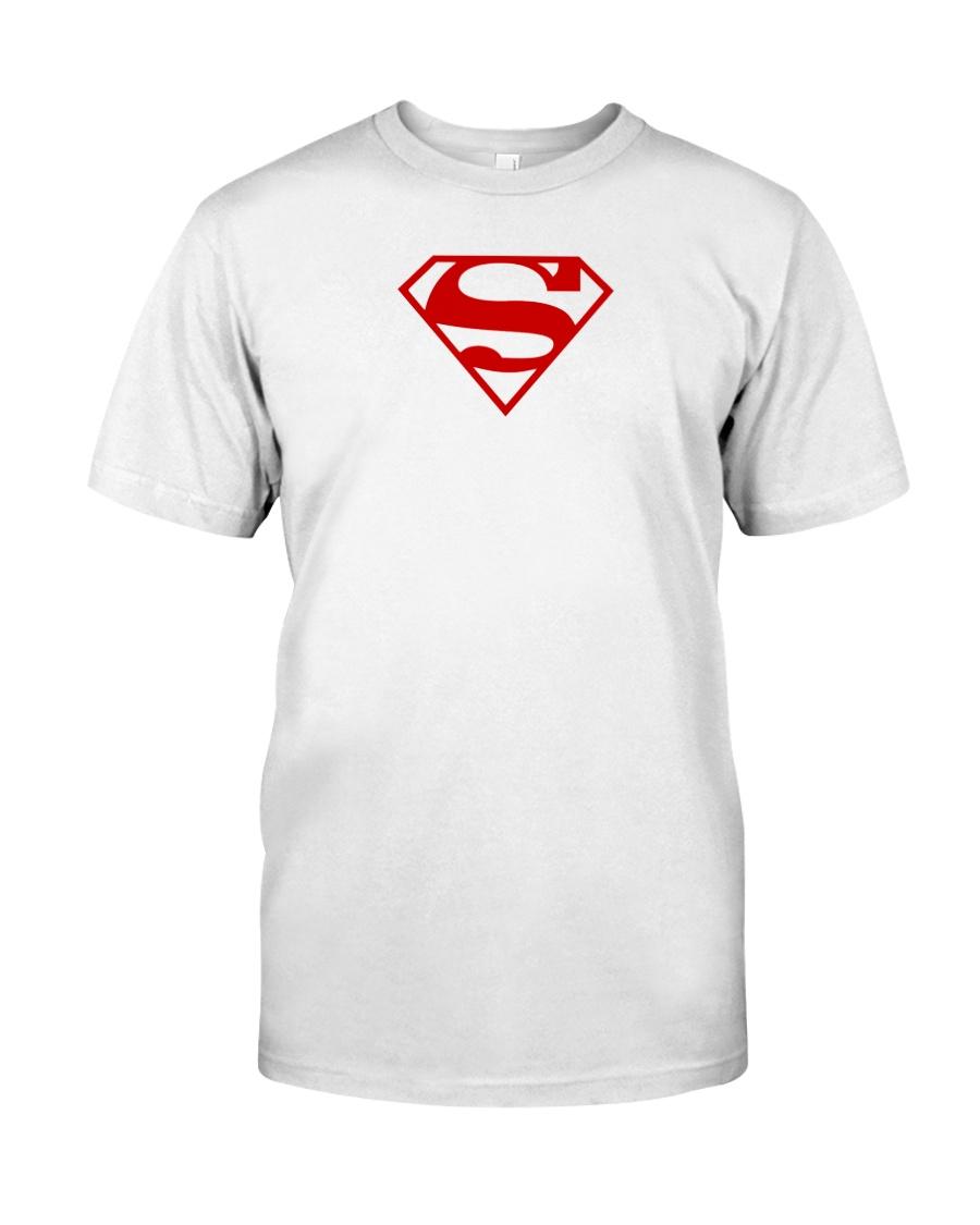 Connor Superman Shirt