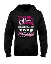 HR-GENERALIST 2015 Hooded Sweatshirt thumbnail