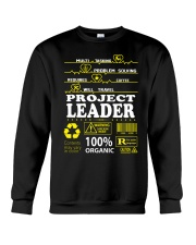 PROJECT LEADER Crewneck Sweatshirt thumbnail