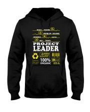 PROJECT LEADER Hooded Sweatshirt thumbnail